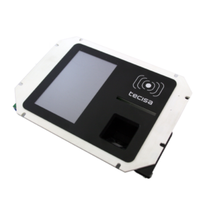TecStation inside - lector de identificación integrado en torno